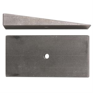Rubicon Express Part RE1469 - Rubicon Express Degree Shim 2.5 Inch Wide X 8 Degree Steel - RE1469-SLVMSWS-P03